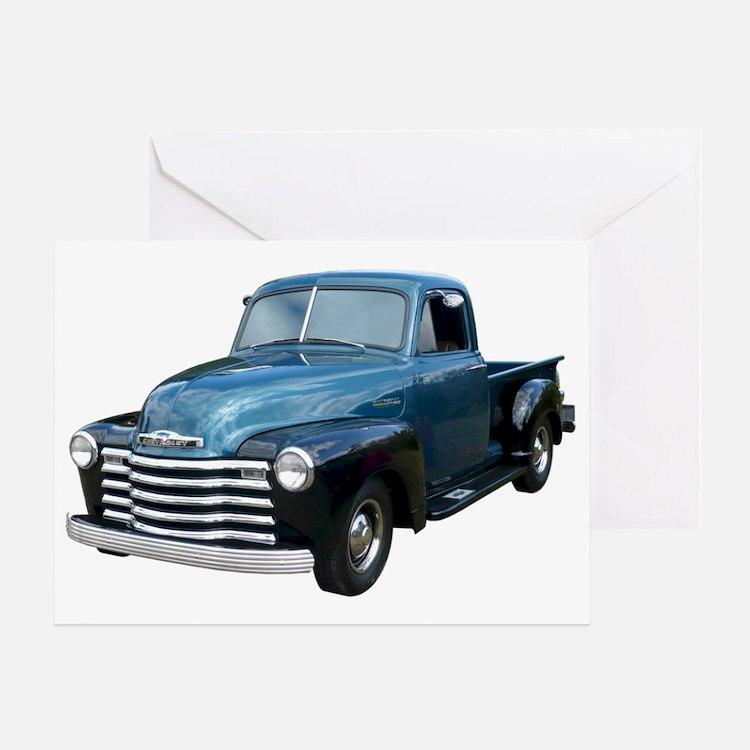 1953 Pickup Truck Greeting Card