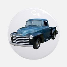 1953 Pickup Truck Ornament (Round)