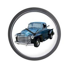 1953 Pickup Truck Wall Clock