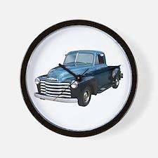 1953 Pickup Truck Wall Clock