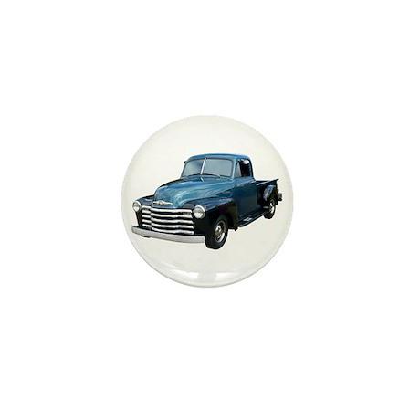 1953 Pickup Truck Mini Button (10 pack)