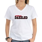 Consider me Dazzled Women's V-Neck T-Shirt