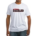 Consider me Dazzled Fitted T-Shirt