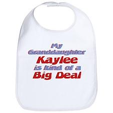 Granddaughter Kaylee - Big De Bib