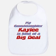 Granddaughter Kaylee - Big De Bib