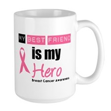 Breast Cancer Hero Mug