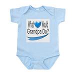 Would Grandpa Do Infant Creeper