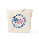 McCain Palin Land of the Free Tote Bag