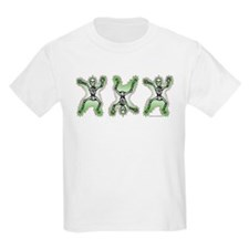 Triple Skeleton T-Shirt