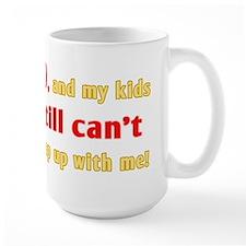 Witty 70th Birthday Mug