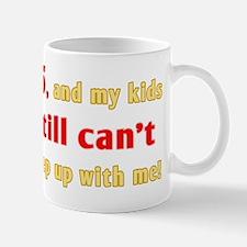 Witty 85th Birthday Small Small Mug