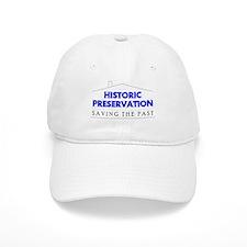 Historic Preservation Baseball Cap