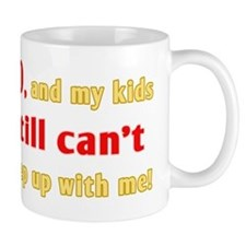 Witty 90th Birthday Mug