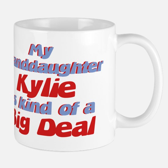 Granddaughter Kylie - Big Dea Mug