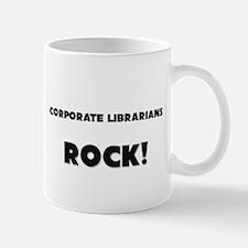 Corporate Librarians ROCK Mug