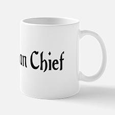 Draconian Chief Mug