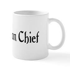 Draconian Chief Small Small Mug