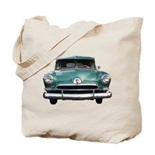 Helaine's Green Henry J Tote Bag