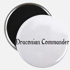 Draconian Commander Magnet