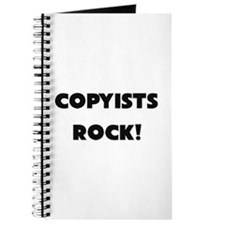 Copyists ROCK Journal