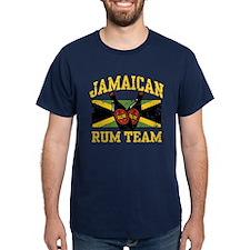 Jamaican Rum Team T-Shirt