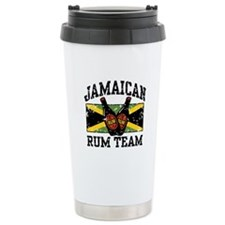 Jamaican Rum Team Travel Mug