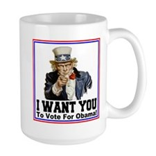 To Vote For Obama Mug