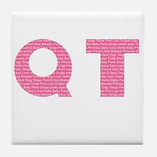 QT Tile Coaster