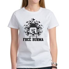 Buddha Free Burma Tee