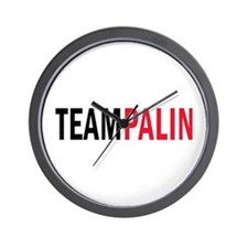 Palin Wall Clock