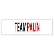 Palin Bumper Bumper Sticker