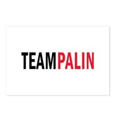 Palin Postcards (Package of 8)