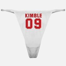 KIMBLE 09 Classic Thong