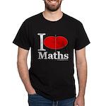 I Love Maths Dark T-Shirt