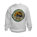 USS ALBERT T. HARRIS Kids Sweatshirt