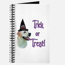 Yellow Lab Trick Journal