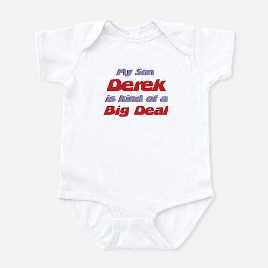 My Son Derek - Big Deal Infant Bodysuit