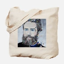 Cute Herman melville Tote Bag