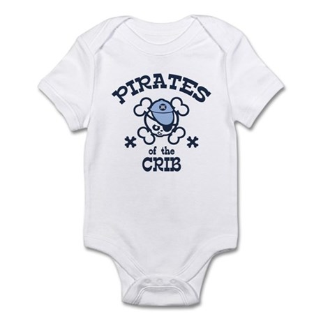 Pirates of the Crib Infant Bodysuit