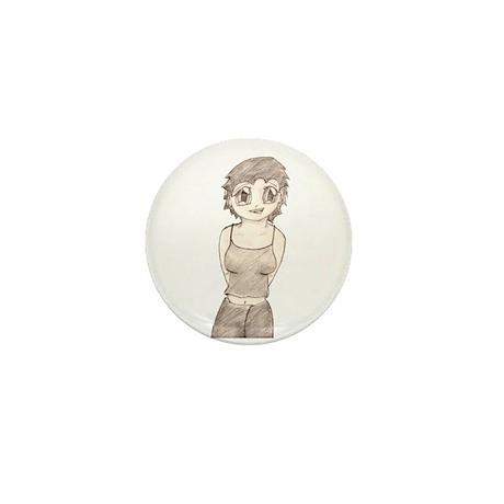 Lisa Mini Button (10 pack)
