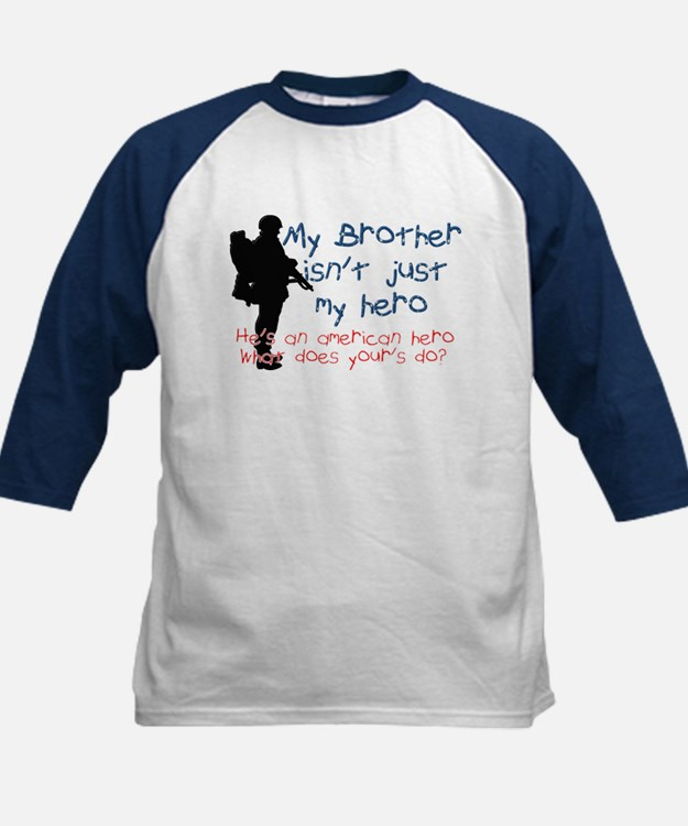 Cute Military brother Tee