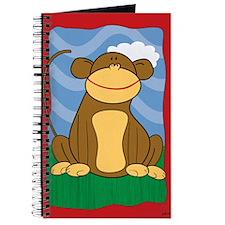 Mischievous Monkey Journal