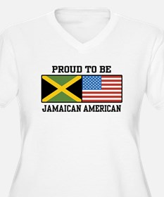 Proud To Be Jamaican American T-Shirt