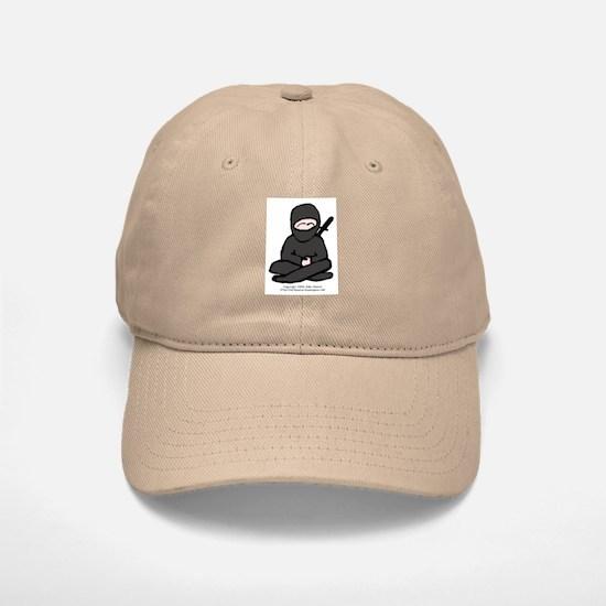 New Little Ninja Baseball Baseball Cap