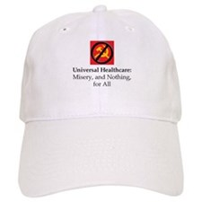 Unique Misery Baseball Cap