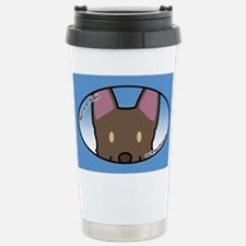 Anime Australian Kelpie Travel Mug