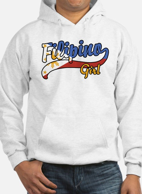 Filipino Girl Jumper Hoody