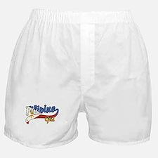 Filipino Girl Boxer Shorts