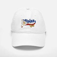 Filipino Girl Baseball Baseball Cap
