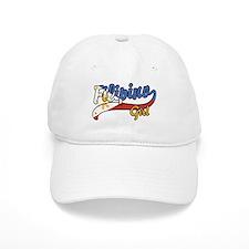 Filipino Girl Baseball Cap
